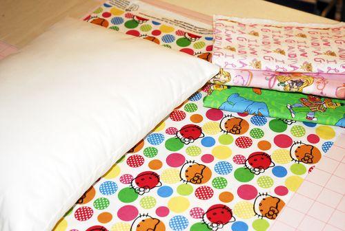 Blog pillow